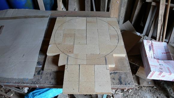 briques et poussi res le four de poussemoussu plus on est de fours plus on cuit cowblog. Black Bedroom Furniture Sets. Home Design Ideas