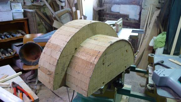 Le four de poussemoussu plus on est de fours plus on cuit cowblog - Couper brique refractaire ...